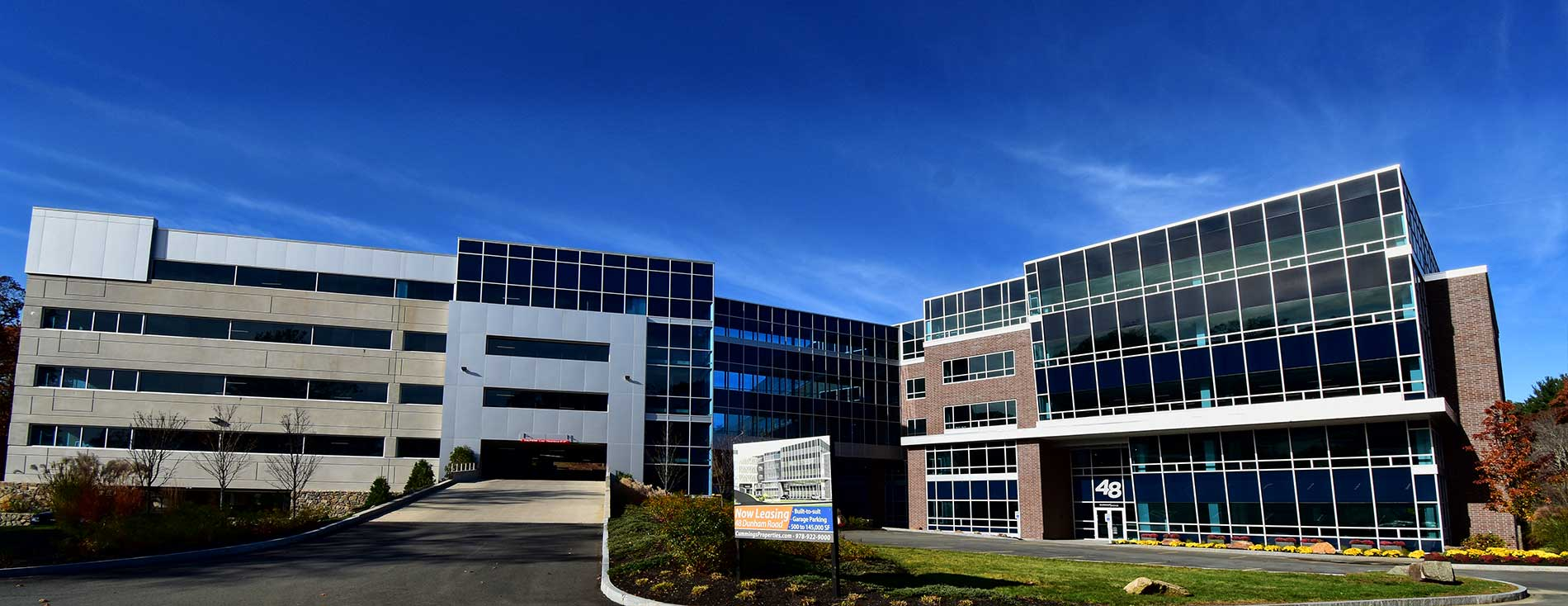 First-Class Commercial Property for Lease in Greater Boston